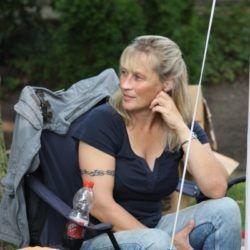Birgit fühlte sich sehr wohl unter den Windsprites