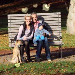 Eine glückliche Familie!
